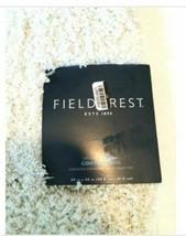 Fieldcrest Tufted Spa Contour Bath Rug Mat Mint Green NEW Super Soft 20 x 24  image 2