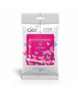 3 xGodrej Aer Bathroom Fragrance Pocket - 10 g (Petal Crush Pink) origin... - $8.90
