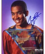 Cirroc Loftin as Jake Sisko on Star Trek: DS9 Autographed 8 x 10 Photo NEW - $19.34