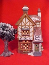 Department 56 Dickens Village Bumpstead Nye Cloaks and Canes 1993 - $23.28