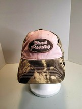 Women's Brad Paisley Pink And Camouflage Adjustable 100 % Cotton Hat - $14.84