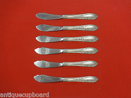 Hampton Court by Reed & Barton Sterling Silver Trout Knife Set 6pc HHWS  Custom - $419.00