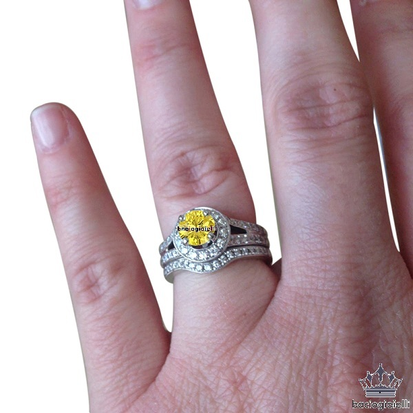 Wedding bands with games engagement ring  2