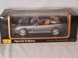 1996 Ferrari 550 Maranello 1:18 scale diecast Special Edition Maisto - $45.08