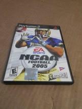 NCAA Football 2005 (PlayStation 2 PS2 2005) EA Sports ~ - $8.59