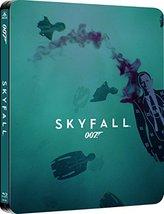 007 James Bond Skyfall Steelbook Blu-ray