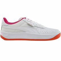 PUMA California Damen Rosa Weiß Orange Fuchsia Tennis Sneaker 371508-01 ... - $86.19