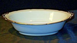 Noritake China Japan Goldora 882 Serving Bowl AA20-2138 Vintage image 3
