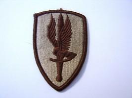 Army 1st Aviation Brigde Patch Desert TAN:K7 - $3.25