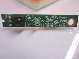 Sanyo 40-3SANYO-IRB2LG Ir Remote Sensor Board - $16.95