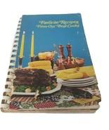 Favorite Recipes Cookbook by Ladies Auxiliary of Farnham Volunteer Fire ... - $10.19