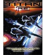 Titan A.E. DVD  - $2.95