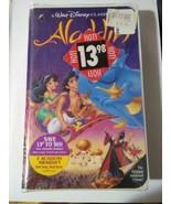Aladdin Black Diamond VHS collectors edition(RARE 1662)See description &... - $6.13