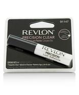 SEALED Revlon Precision Clear Lash Adhesive. 91147 0.17 Fl Oz, Ultra Thin Brush  - $6.76