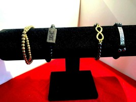 Set of 4 Brand New Chuns Fashion Trendy Bracelets - Lot 16 - $9.49