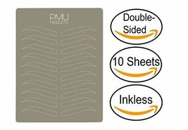 PMU Premium Microblading Practice Skin Double-Sided   Professional Reali... - $46.49