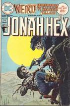 (CB-50) 1975 DC Comic Book: Weird Western Tales #27 - Jonah Hex - $20.00