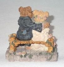 Boyd Bearstone Resin Bears Grenville & Beatrice Best Friend Figurine #2016 image 2