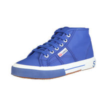 2754 Mens High S007A70 Shoes Womens Superga Sneakers Lace Designer Up Blue Top vHzdnqTZdw