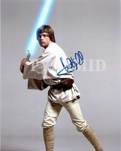 MARK HAMILL  Authentic Autographed Hand Signed 8X10 Photo w/COA 539 - $110.00