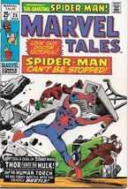 Marvel Tales Comic Book #25 Marvel Comics 1970 VERY FINE- - $14.98