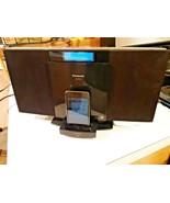 Panasonic SC-HC20 CD iPod dock AM-FM Radio MP3 Compact Stereo System - W... - $44.50