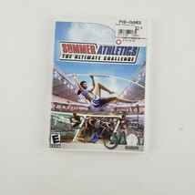 Summer Athletics: The Ultimate Challenge CIB (Nintendo Wii, 2008) - $4.60
