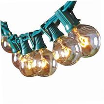 Escolite G40 String Lights Indoor Outdoor for Wedding Lights, Bedroom Li... - €14,62 EUR