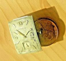 RUNS:4RESTORE~MEN's⌚VTG 1940's SWISS WITTNAUER 17J WATCH MOVEMENT~Model:... - $75.00