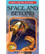 Space and Beyond (Choose Your Own Adventure #3)... - $5.50