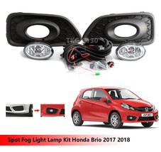Spot Fog Light Lamp Kit For Honda Brio 2017 2018 - $109.08
