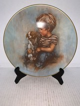 """Gorham Prince Tatters Series """"Johnny & Duke"""" Collector Plate By Leo Jensen 1977. - $10.00"""