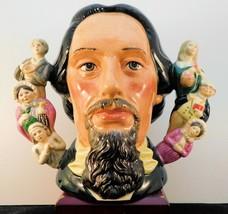 """Royal Doulton Character Jug """"Charles Dickens""""  D6939 - $237.49"""