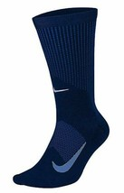 NIKE Elite Cushioned Spark Wool Crew Running Socks Men (10-11.5) Women (... - $19.49