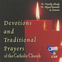 Devotions and Traditional Prayers of the Catholic Church - USB