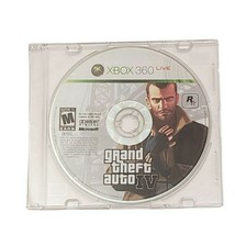 Microsoft Xbox 360 Grand Theft Auto IV Video Game 2008 - $8.80