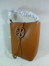 NWT Tory Burch Aged Camello Miller Hobo/Shoulder Tote - Minor Imperfection image 4