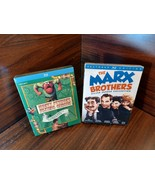 Monty Python's Flying Circus: Complete Series+Marx Brothers(Blu-ray)NEW-... - $117.90