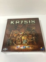 Krysis Board Game by Rio Grande Games Factory Sealed - $12.86