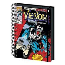 Genuine Marvel Comics Venom Lethal Protection A5 Wiro Hardback Journal N... - $8.99