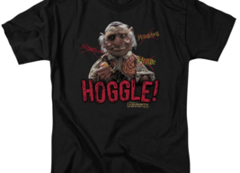 Labyrinth Hoggle Tee Fantasy Cult film Retro 80's adult graphic t-shirt LAB123 image 2