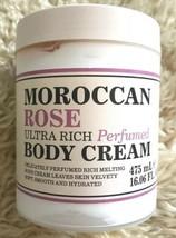 CREIGHTONS MOROCCAN ROSE ULTRA RICH PERFUMED BODY CREAM 16.06 OZ TUB - $25.44