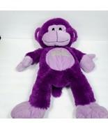 "Purple Gorilla Monkey Ape Plush 23"" Stuffed Animal Large Giant Soft Furr... - $29.69"
