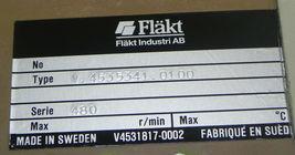 FLAKT V.4535341.0100 CONTROLLER EPIR SERIES 480 image 3