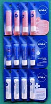 Lot 4 NIVEA Shimmer Moisture Recovery Lip Care 0.17 Oz Carded Packs - $9.99