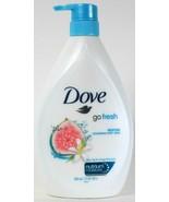 1 Dove 27.05 Oz Go Fresh Restore Blue Fig & Orange Blossom Body Wash Wi... - $20.99