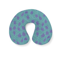 Sully Fur Monsters Inc Disney Inspired Travel Neck Pillow - $28.60 CAD
