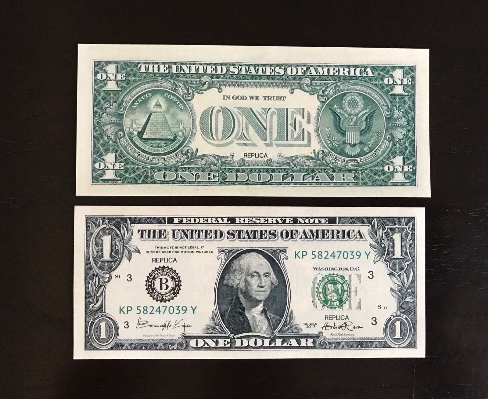 This is a photo of Crafty Printable Prop Money