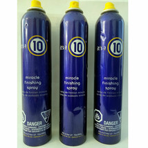 It's a 10 Miracle Finishing Spray 10oz 3 Pack - $31.24