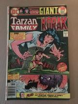 Tarzan Family Featuring Korak #65 Marvel Comic Book VF Condition 7.5 Con... - $4.49
